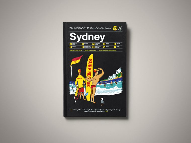 sydney the monocle travel guide series